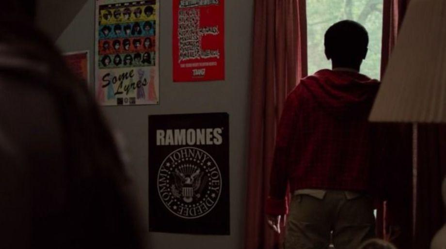 Castle Rock Ramones Poster