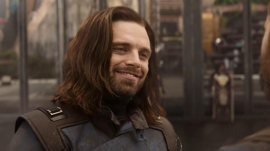 Bucky Barnes, Infinity War