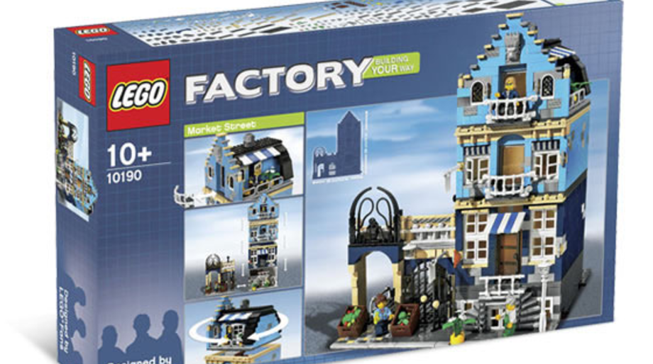 10 of the rarest, most expensive LEGO sets money can buy