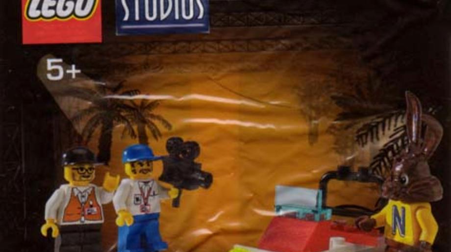 lego nesquick promotional set