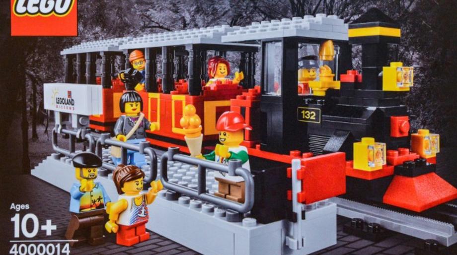 legoland train