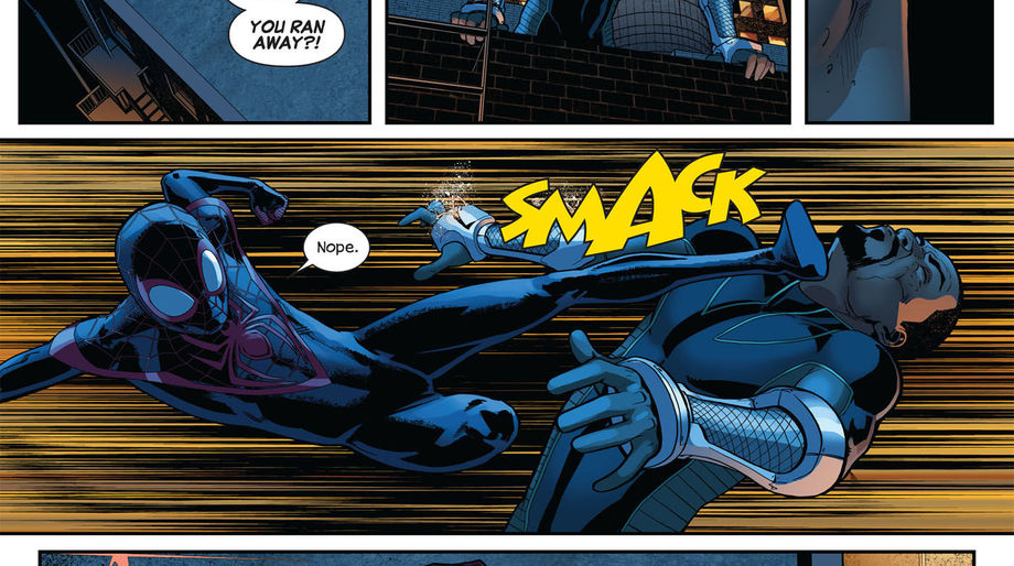 Prowler Ultimate Spider-Man