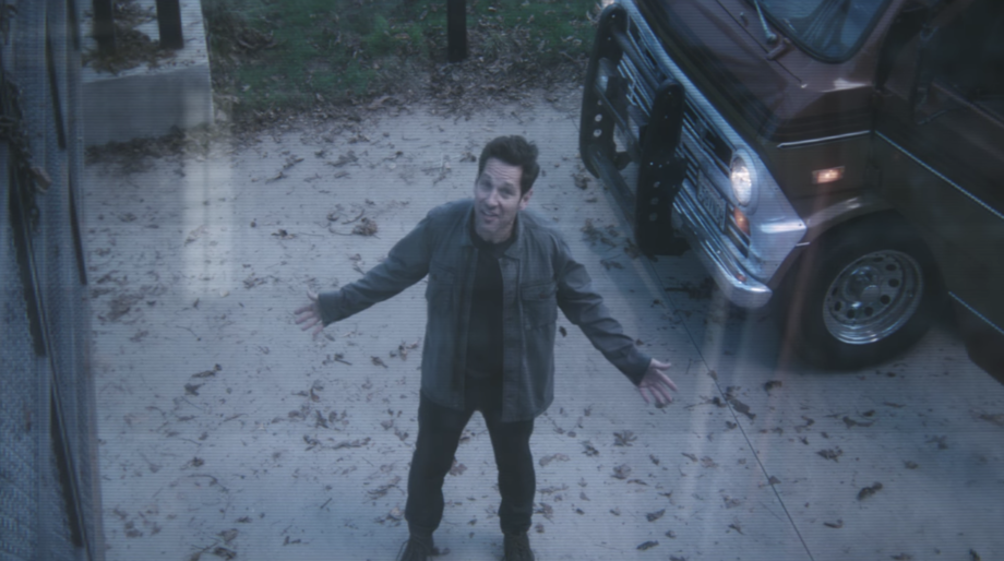 Scott Lang, Ant-Man in Avengers: Endgame