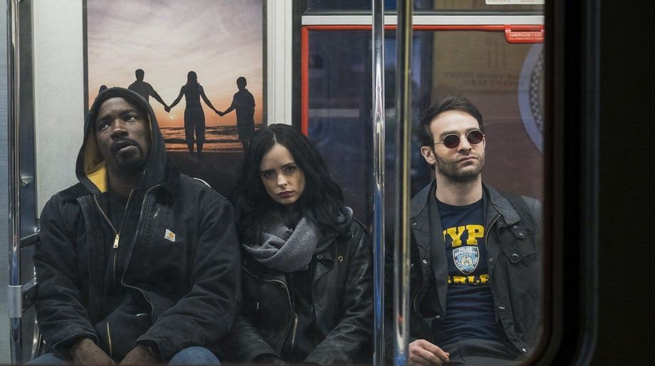 Defenders, Luke Cage, Jessica Jones, Daredevil