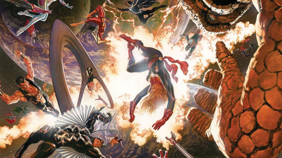 Marvel, Captain Marvel