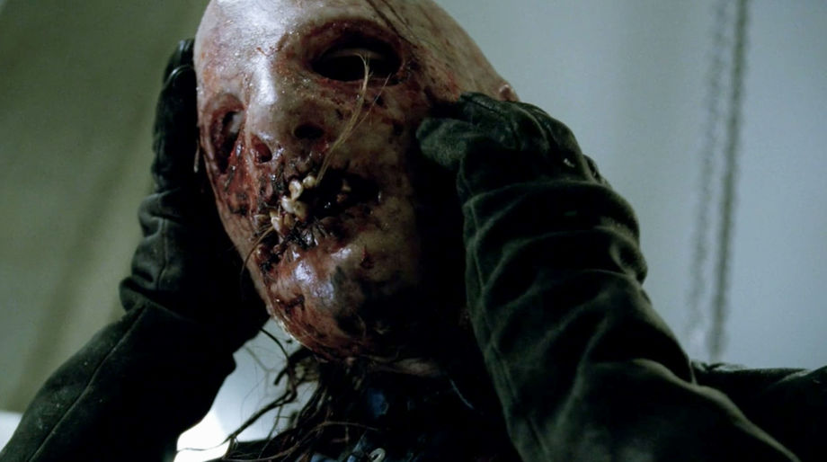 AHS Monsters s2 Bloody Face