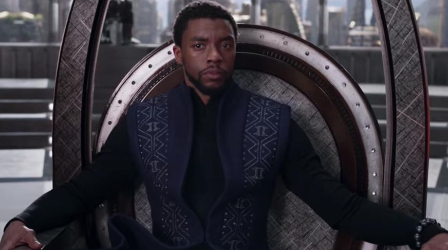 Almost Avengers Black Panther