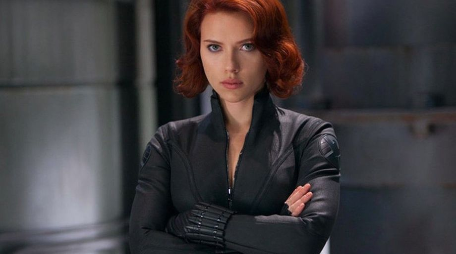 Almost Avengers Black Widow