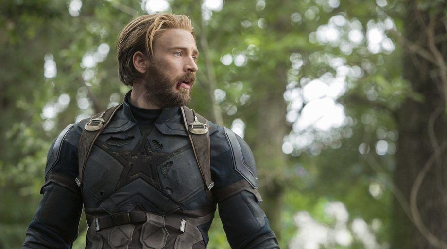 Almost Avengers Captain America
