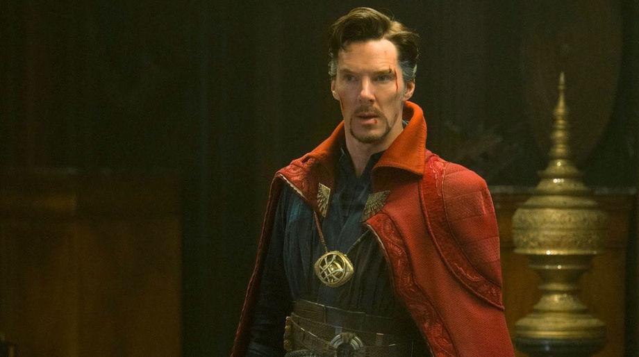 Almost Avengers Doctor Strange