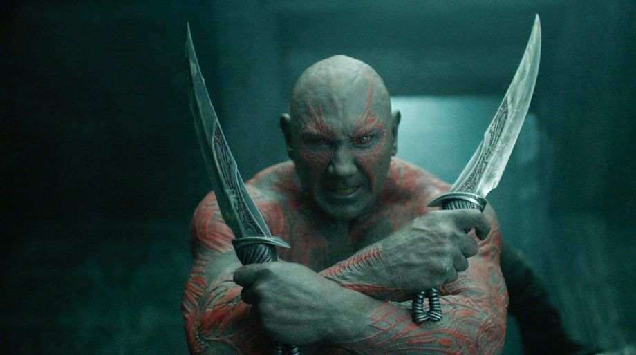 Almost Avengers Drax