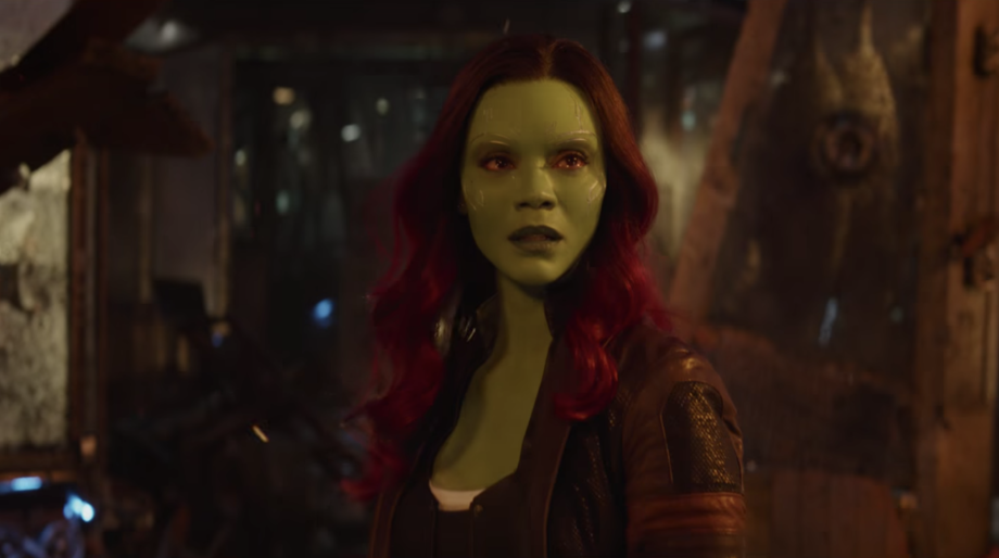 Almost Avengers Gamora