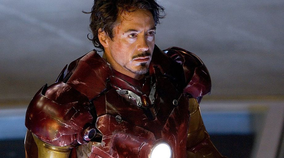 Almost Avengers Iron Man