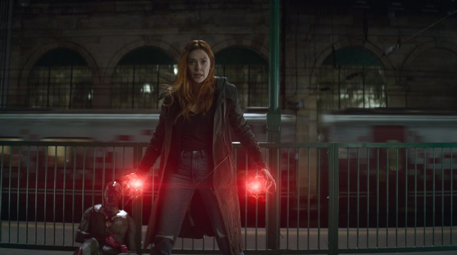 Almost Avengers Scarlet Witch