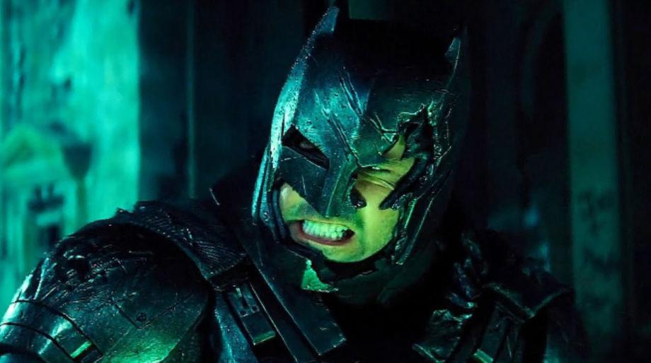 Batman v Superman's Martha Moment