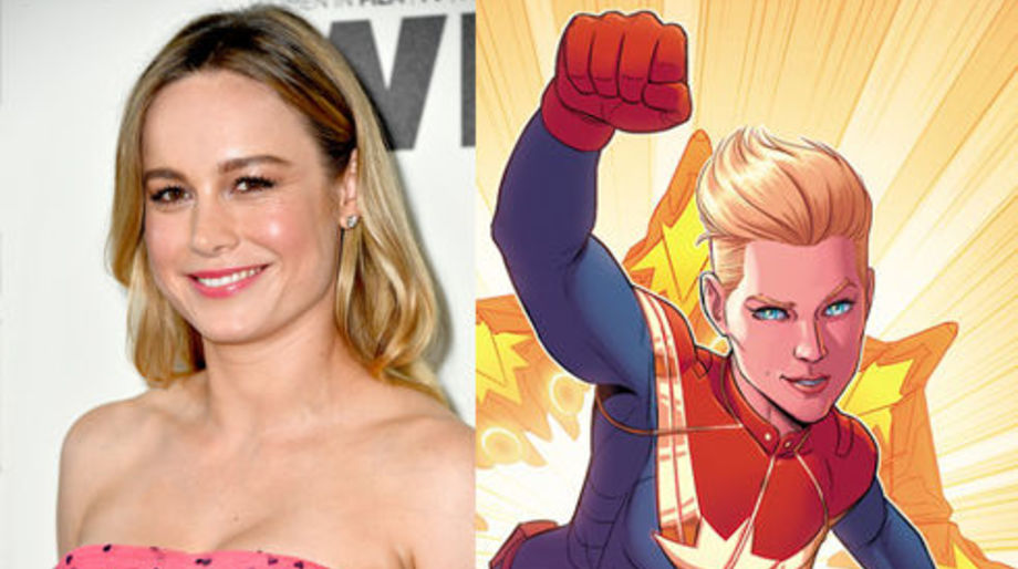 Brie Larson packs punch in 'Captain Marvel' trailer