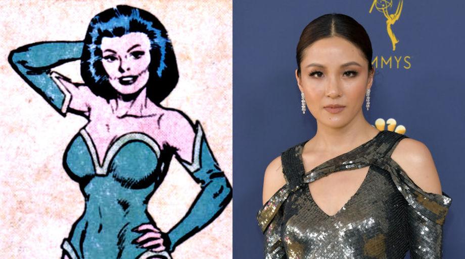 Constance Wu as Sersi