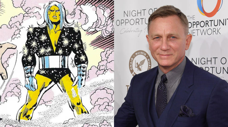 Daniel Craig as Nebulon