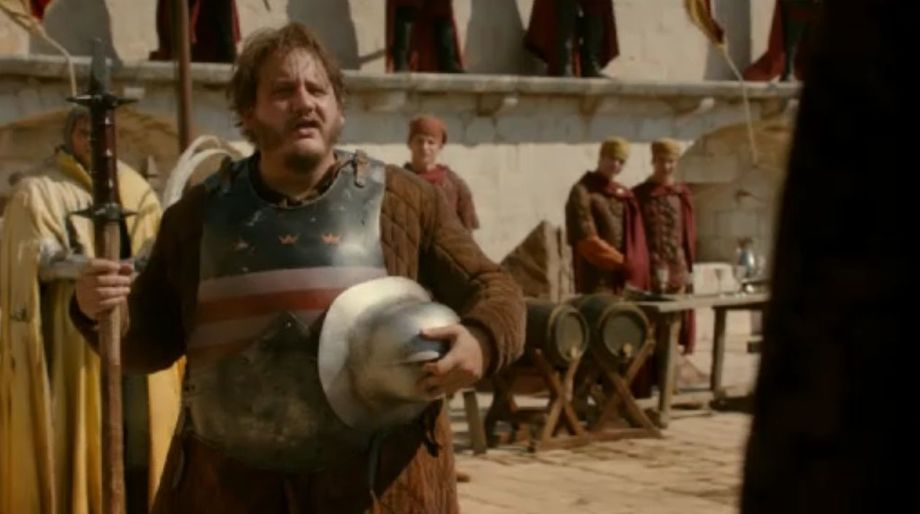 Ser Dontos in Game of Thrones
