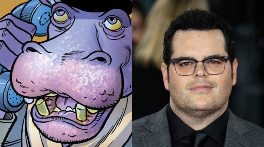 Josh Gad as Peter Potamus