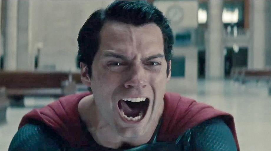 Superman kills Zod in Man of Steel