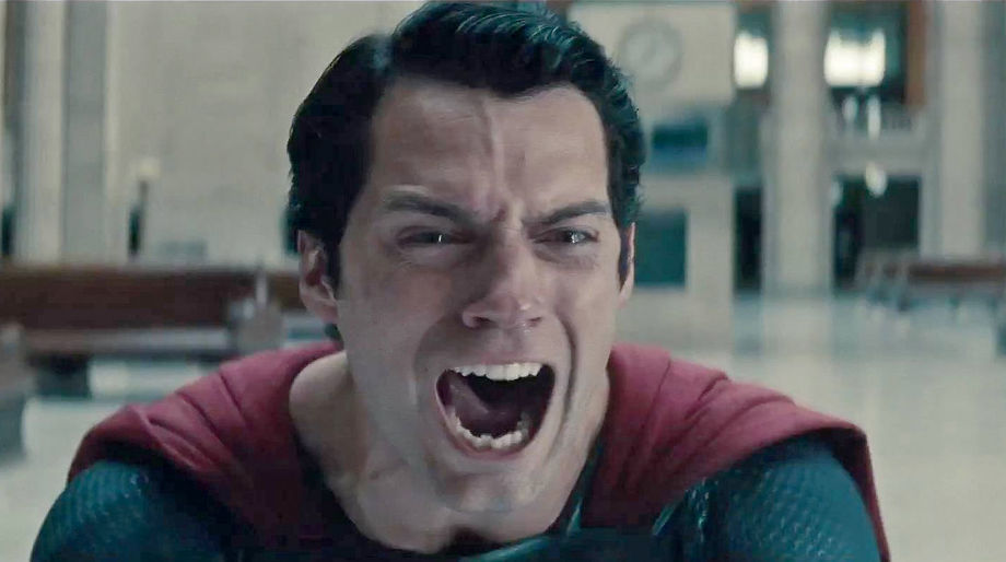 Superman kills Zod in Man of Steel