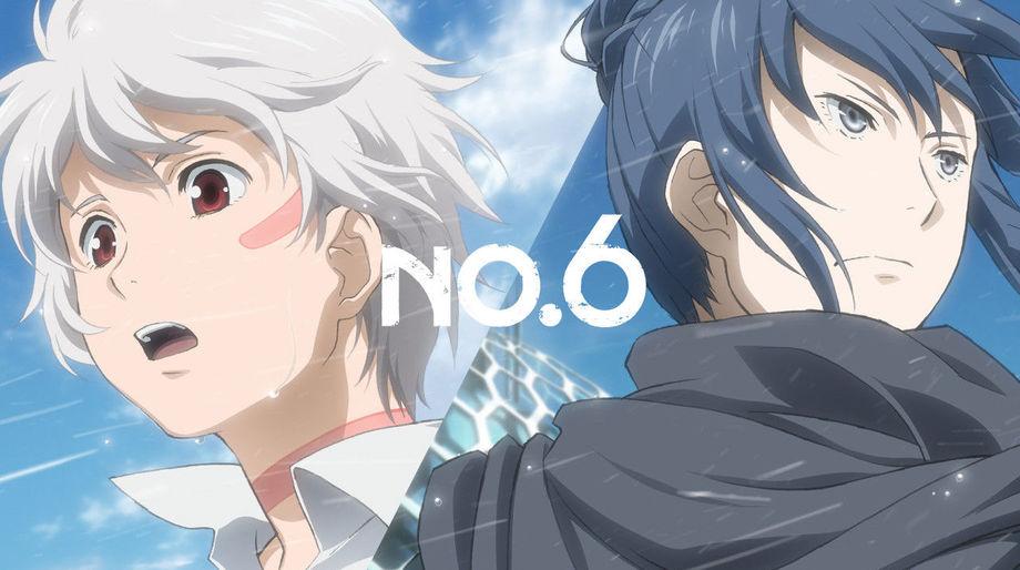 No 6. anime