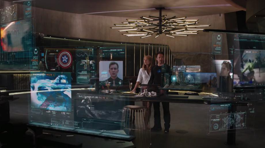 The Avengers, Tony Stark files