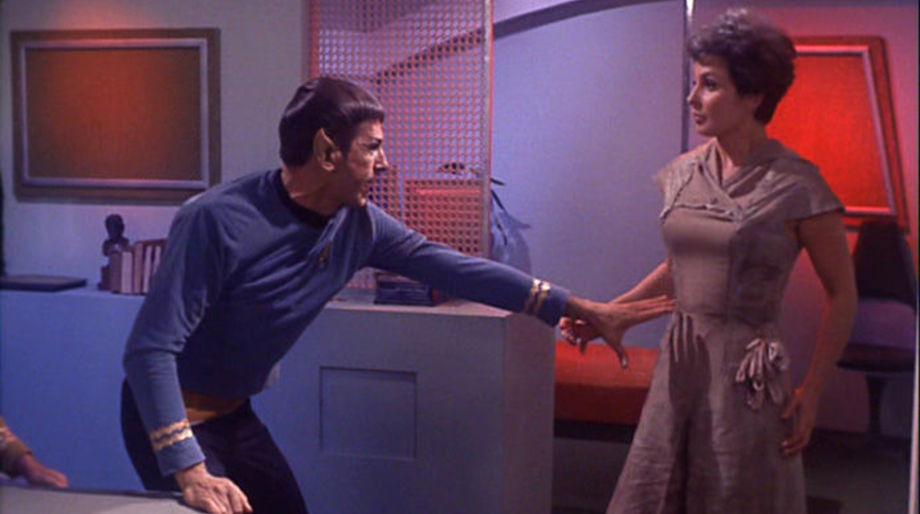 Spock man trap1