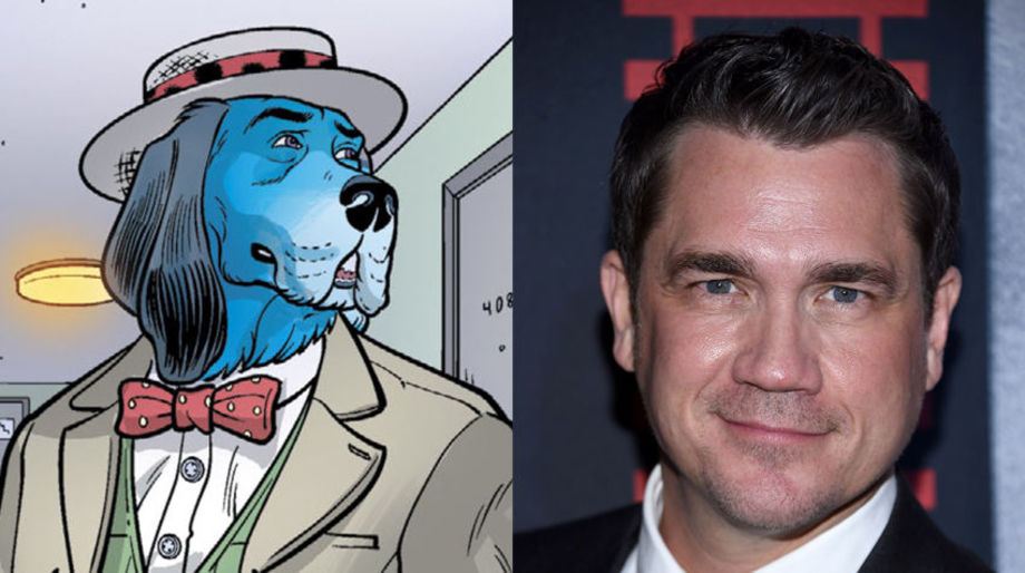 Tate Taylor as Huckleberry Hound