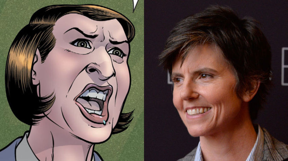 Tig Notaro as Gigi Allen