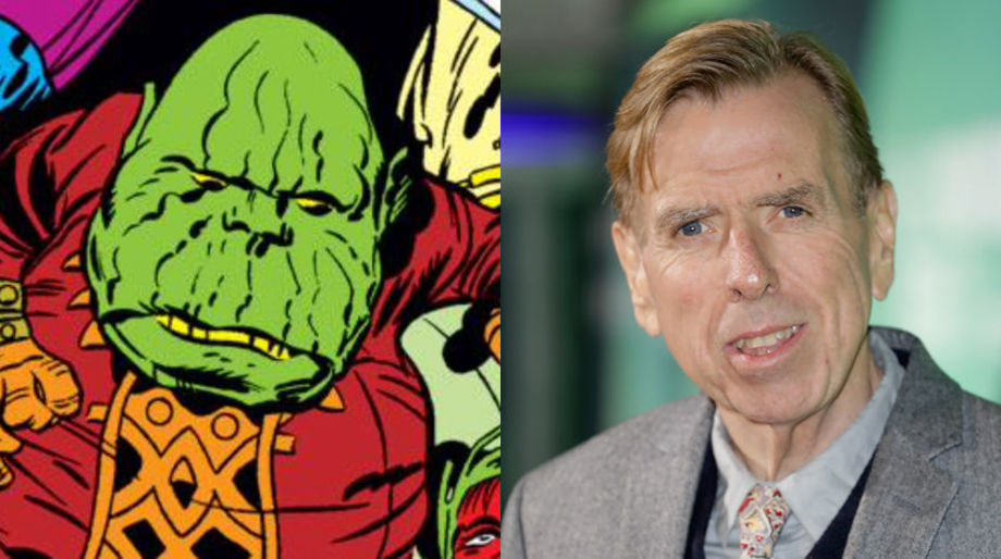 Timothy Spall as Tode