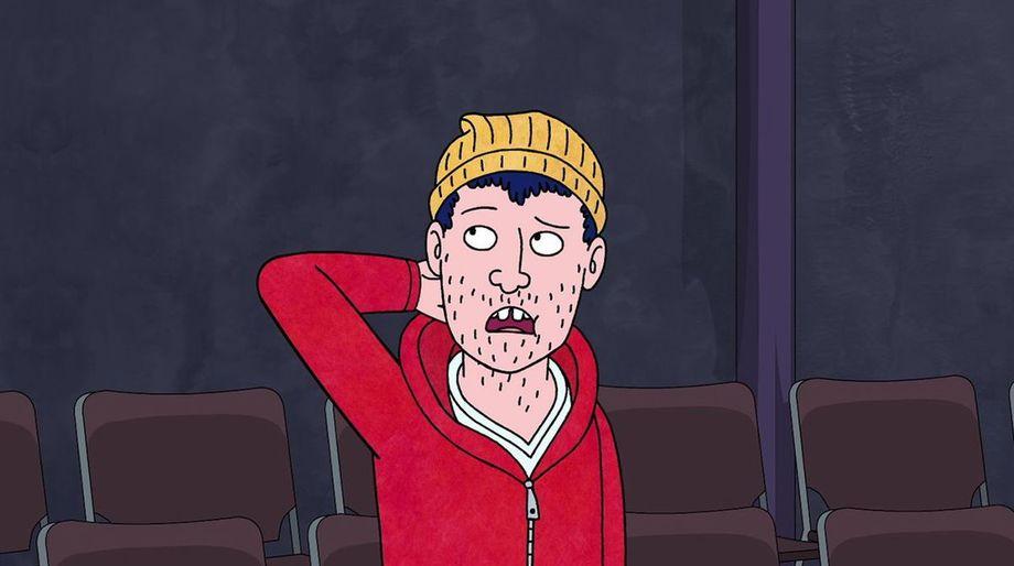 Todd-bojackhorseman