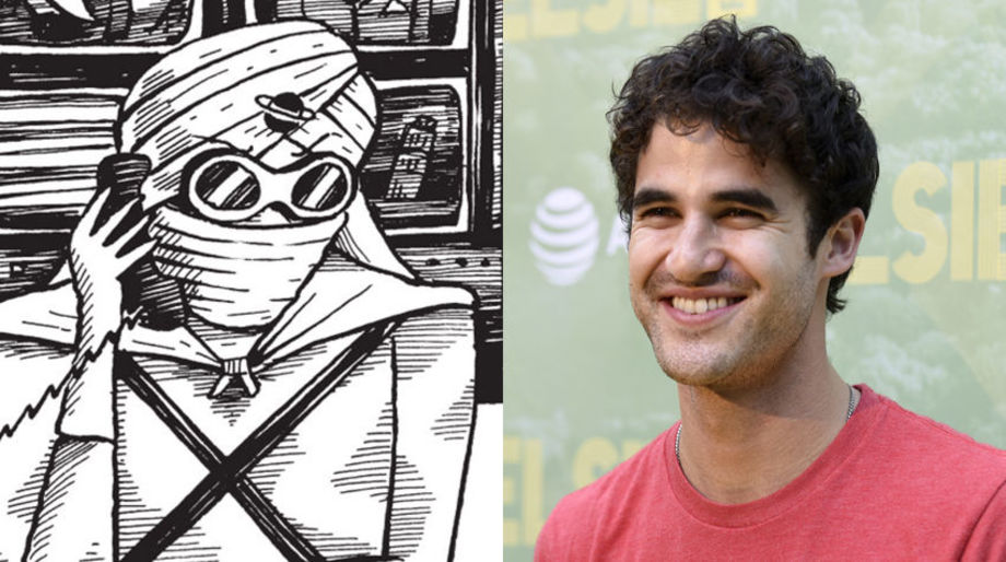 Darren Criss as Obscurus