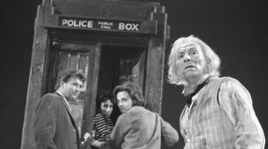 Doctor who crew classic