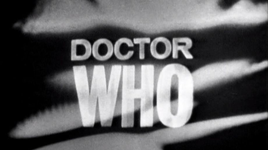 doctor who logo classic