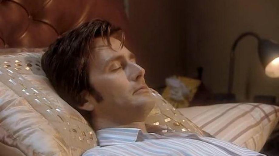 doctor who sleeping