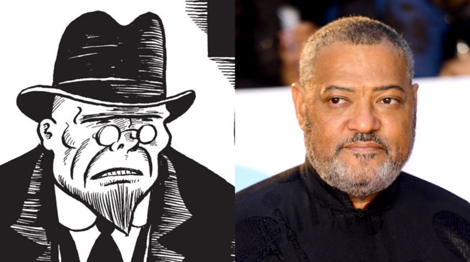 Laurence Fishburne as Doctor Trepan