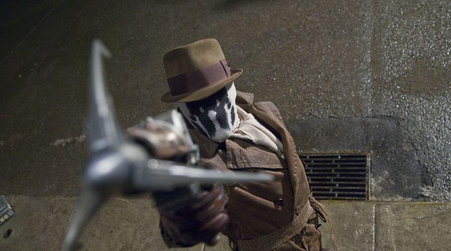 Rorschach in Watchmen
