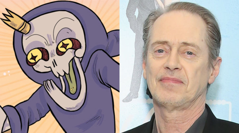 Steve Buscemi as the Head Reaper