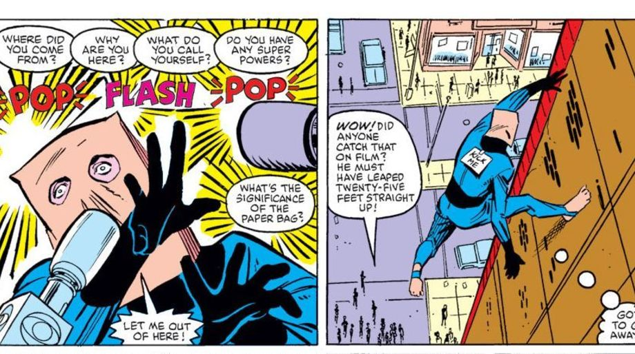 The Amazing Spider-Man #258 (Writer Tom DeFalco, Artist Ron Frenz)