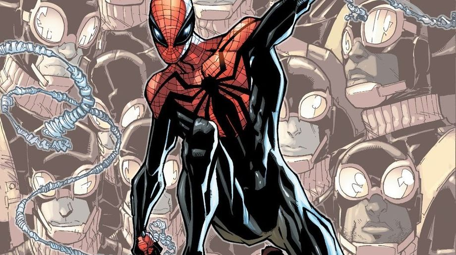 The Superior Spider-Man #14 (Writer Dan Slott, Artist Humberto Ramos)