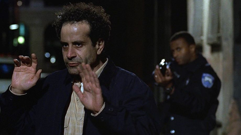 X-Files Soft Light Tony Shalhoub