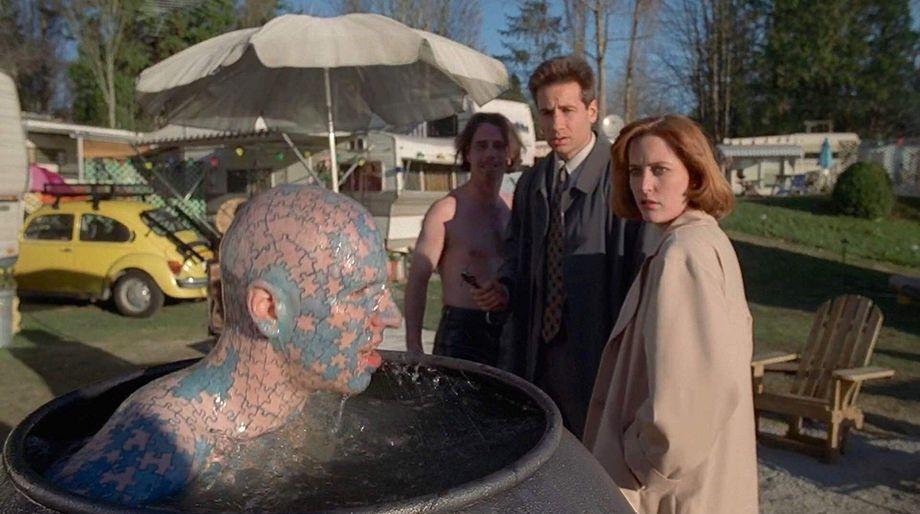 X-Files Humbug