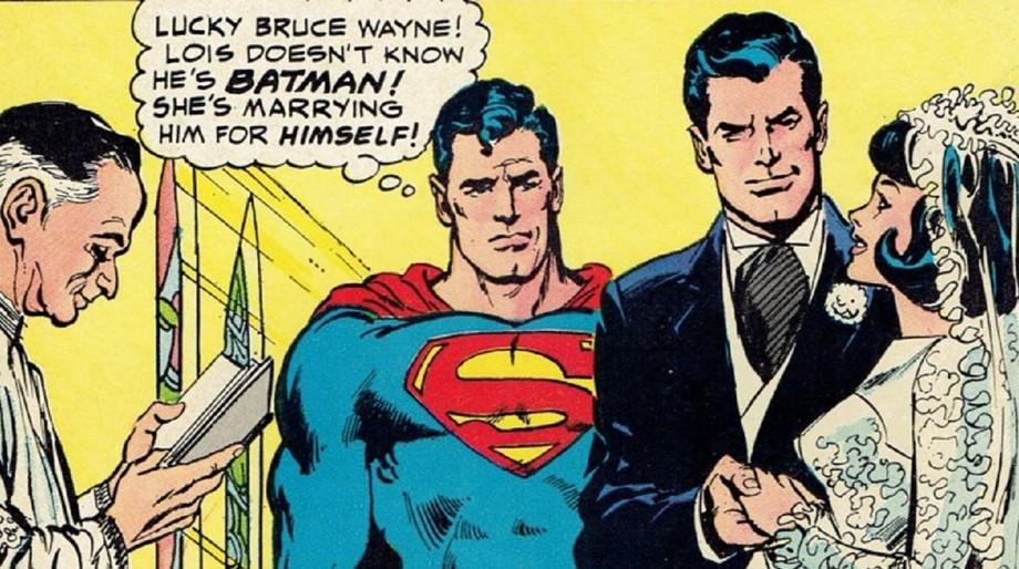 The strange loves of Lois Lane | SYFY WIRE