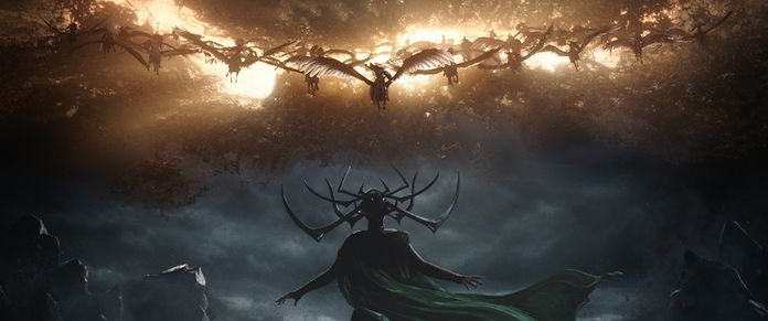 Not Your Shero: Hela's reckoning with power | SYFY WIRE