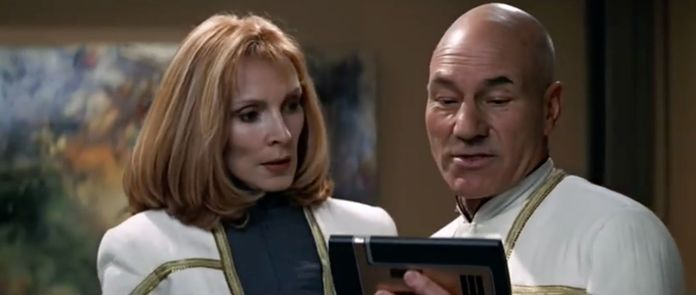 Ranking the (remaining) legacy characters that we'd love to see on Star Trek: Picard
