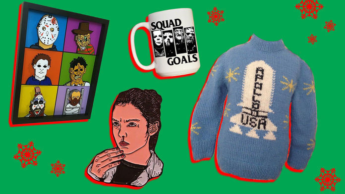 The ultimate 2019 gift guide for horror fans