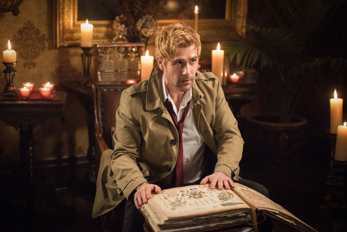 A binge guide for John Constantine | SYFY WIRE