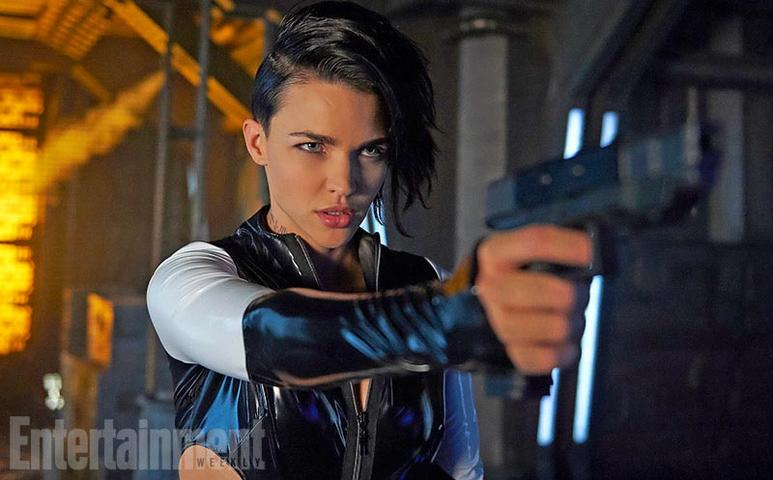 Dark Matter News – Ruby Rose: From Prisoner To Android